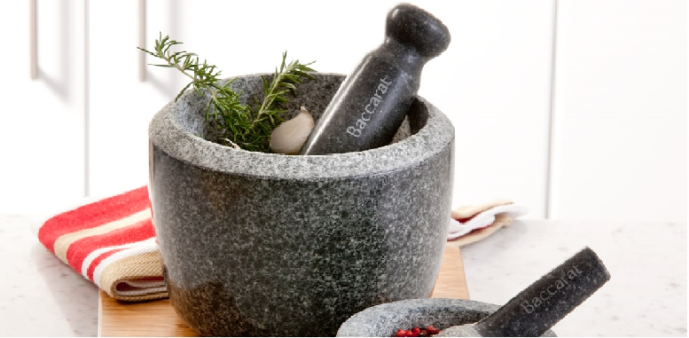 Pestle and Mortar Recipes