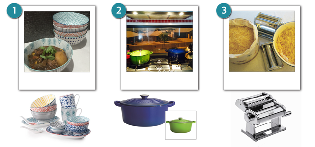 What's in your house - Kitchenware