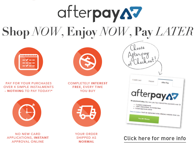 After Pay payment method