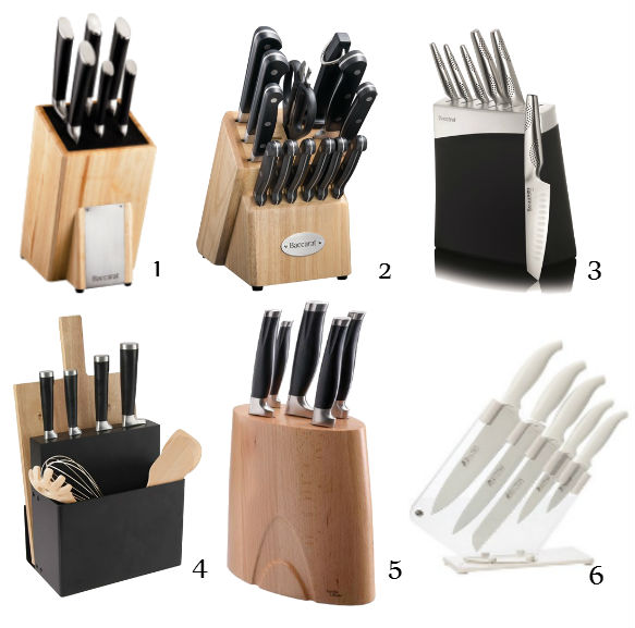 Knife Blocks