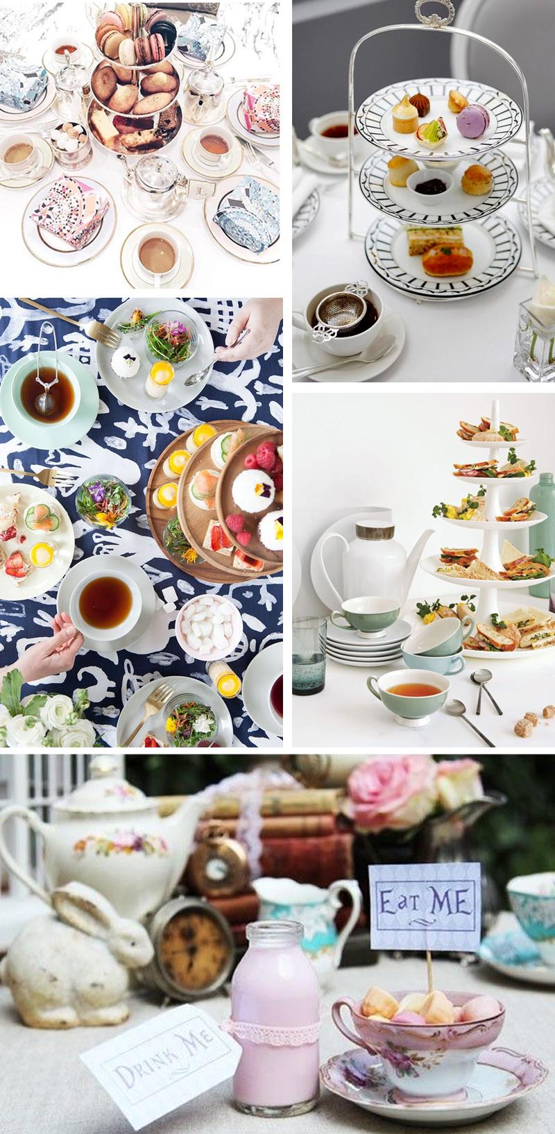 teaparty pinterest