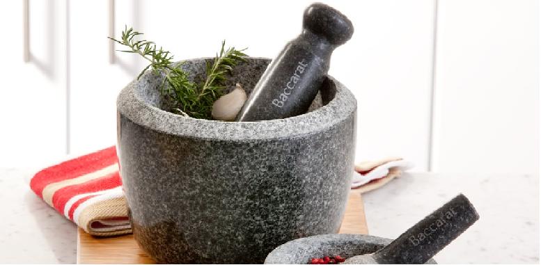 Pestle and Mortar Recipes